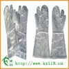Aluminium Foil Heat Insulation Gloves 36CM