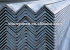 Profile steel hot rolled carbon angle steel( Q235 Q235B Q345 Q345B ASTM A36 SS400 S275JR S235JR S355 ....manufacture )