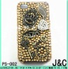 New Fashion Rhinestone decorated cell phone box