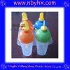 plastic ice cream stick tray