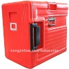 6 Layers Insulated Food Case Red