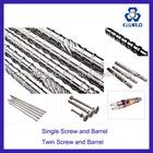 Single/Twin Screw and Barrel