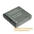 Replacement Casio Digital Camera Battery for NP-40, NP-40DCA, NP-40DBA Compatible BENQ E610, E520+, E520