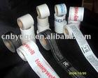 packing white printed kraft paper tape