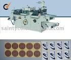 MQ-320 Self Adhesive Sticker Die Cutting Machine
