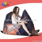 bean bag style sex chair