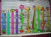 Beatuiful EVA cartoon growth chart/baby ruler/promotion gift/decoration