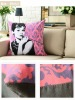sofa cushion 100%cotton,