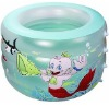 2012 factory export pvc baby inflatable swimming bath
