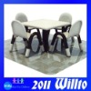 Eco-friendly Plastic Square Table WT-K9584C