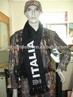 Sports scarf set/football scarf/fan scarf