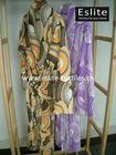Printed Coral Fleece Bath robe