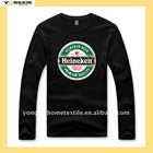 5.4-ounce Heavyweight cotton long sleeve tshirt(YXTS-1110122)