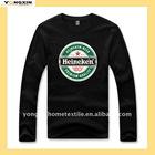 5.4-ounce Heavyweight cotton long sleeve tshirt(YXTS-1110122)