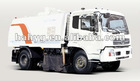 4*2 road sweeper truck