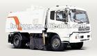4*2 road sweeper truck