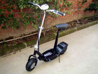 350w electric scooter