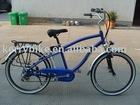 Lithium battery Cruiser e bike