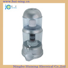 high quality and warranty 1 year white color 16L mineral water pot