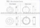 TB92 tubular motor accessory