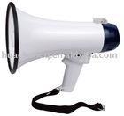 Portable megaphone