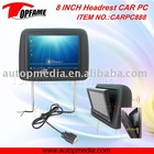 8inch headrest Car PC