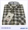 DSM005 2011 fashion 100% cotton men's shirt