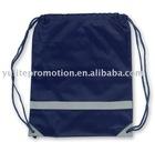 nylon backpack, shoe bag