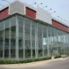 frameless glass curtain walls