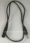 3.5 stereo jack waterproof cable