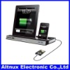 Digital audio amplifier Multi-functional Charger Speaker for iPad / iPhone /iPod CP088