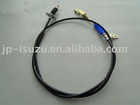 ISUZU accelerator cable oil wire CXZ engine modle:10PD1