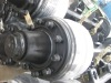 Semi trailer axles BPW 18T