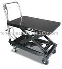 Torin BigRed(TM) 300lbs Hydraulic Scissor Lift Table Carts