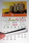 Practical Magnet calendar