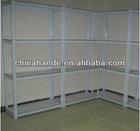 steel rack shelving system