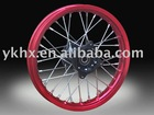 Carbon wheel including carbon rim+Hub+Spoke+skewers+carbon brake pads