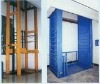 Lead Rail Lift Platform/cargo lift table/indoor lift