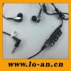 earphone/handsfree with line control for BB 9700-9800-9780 3.5mm
