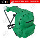 Fishing Stool with Rucksack-Green