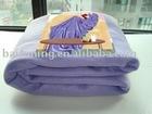 100% polyester Polar Fleece Blanket.TV blanket