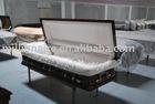 solid poplar casket