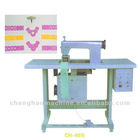 Ultrasonic lace machine