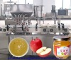 apple puree filling machine