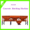 The broadest range of applications concrete batching machine