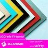 fire resistant aluminium composite panel