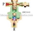 Film check valve