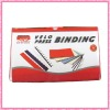 Hot! Yidu big sale plastic pvc slide binders(12.5mm)