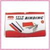 Hot! Yidu big sale plastic pvc slide binders(12.5mm)