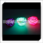 20pcs/pack Romantic Colorful LED Rose Night Light